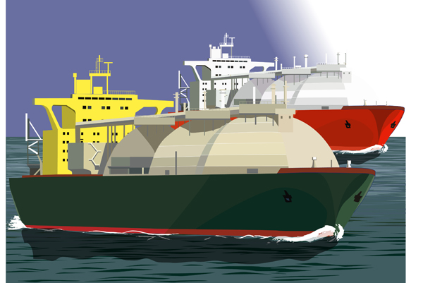 Meeting the Growing Use of Liquefied Natural Gas as a Marine Fuel