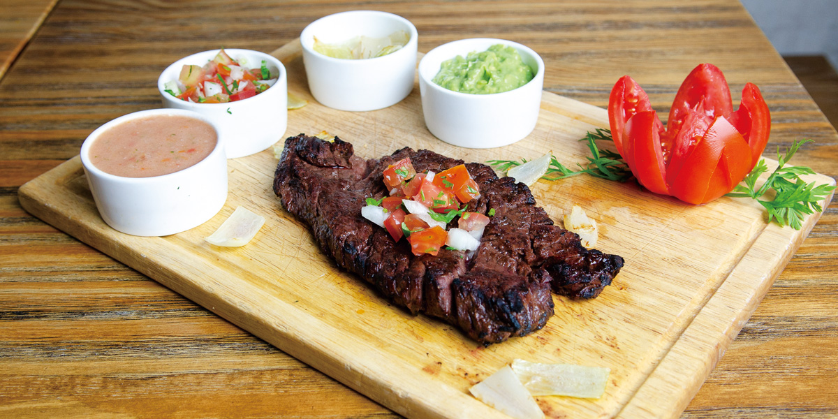 Steak Arrachera Carne Asada<br/>特選墨西哥Arrachera牛扒 <br/>