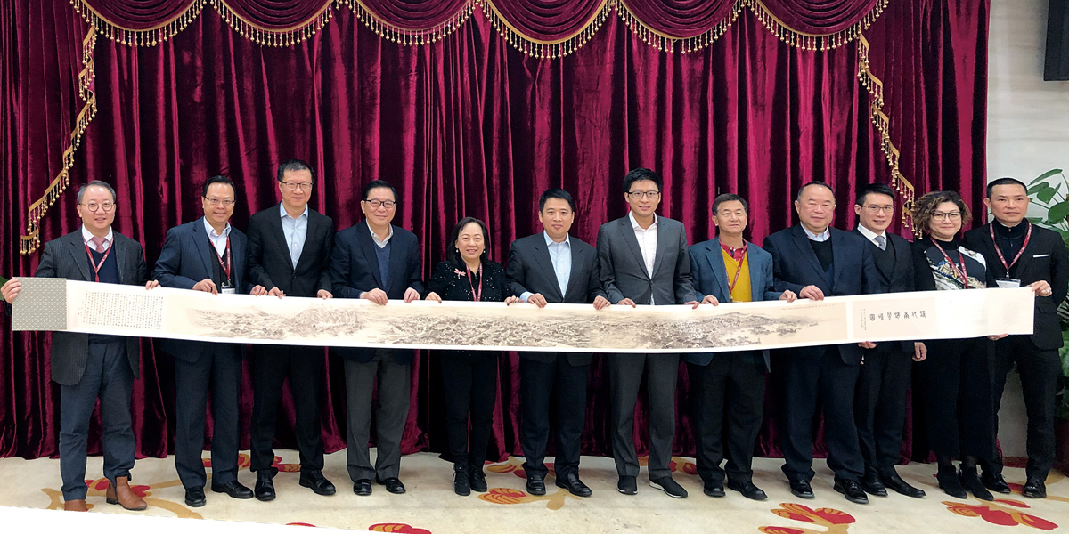 Foshan Finds a Central Role<br/>佛山專屬中心角色