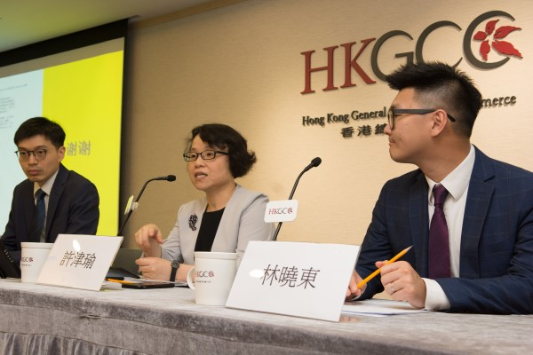 Jane Hui, Partner at EY, and Richard Lin, Senior Manager at EY, shared their insights on the new polices.