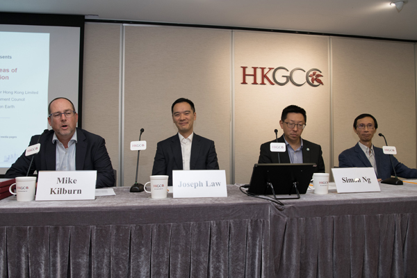 Decarbonising Hong Kong in the Areas of Energy, Transport and Consumption