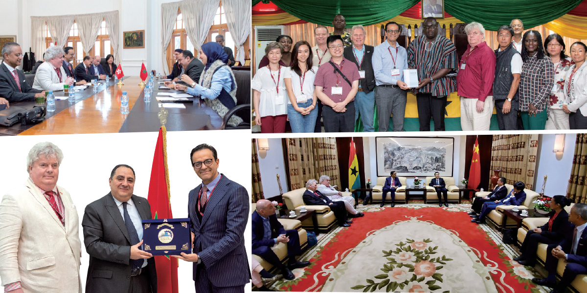 GBA Mission to Ghana and Morocco <br/>加納、摩洛哥考察之旅
