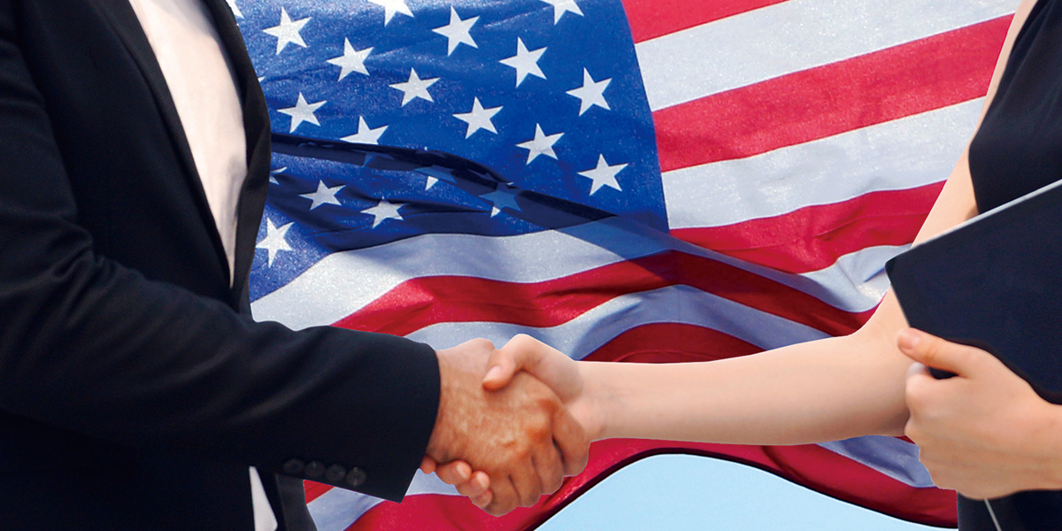 Connecting with U.S. Companies<br/>連繫美國企業