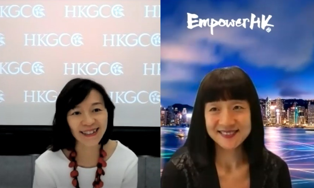 WEC Microsoft Webinar with Cally Chan and Anna Yip