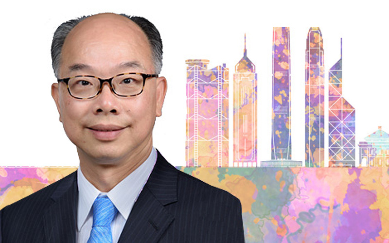 Town Hall Series with Secretary for Transport and Housing Mr Frank Chan