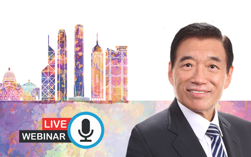 Town Hall Forum Series with Henry Fan Hung-ling, Chairman of Hospital Authority