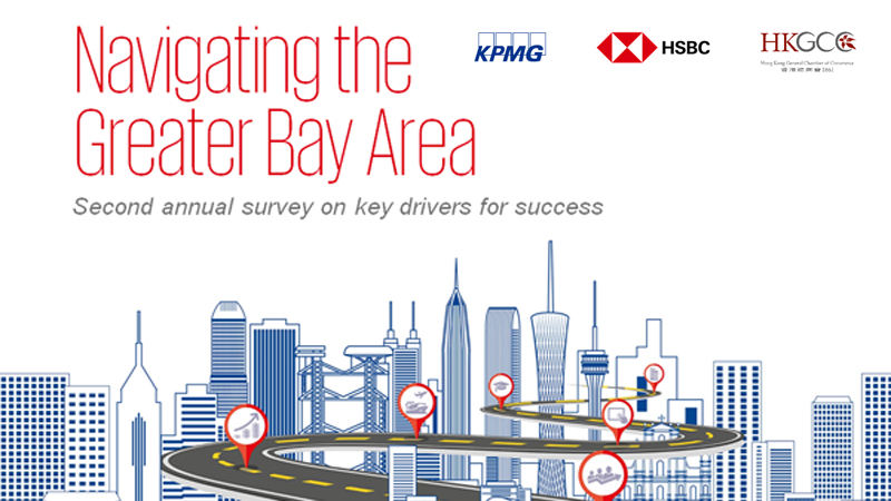 Economic growth in Greater Bay Area to surpass the rest of China and drive business expansion