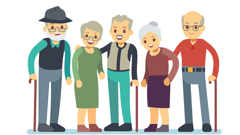 Ageing Society Presents Opportunities