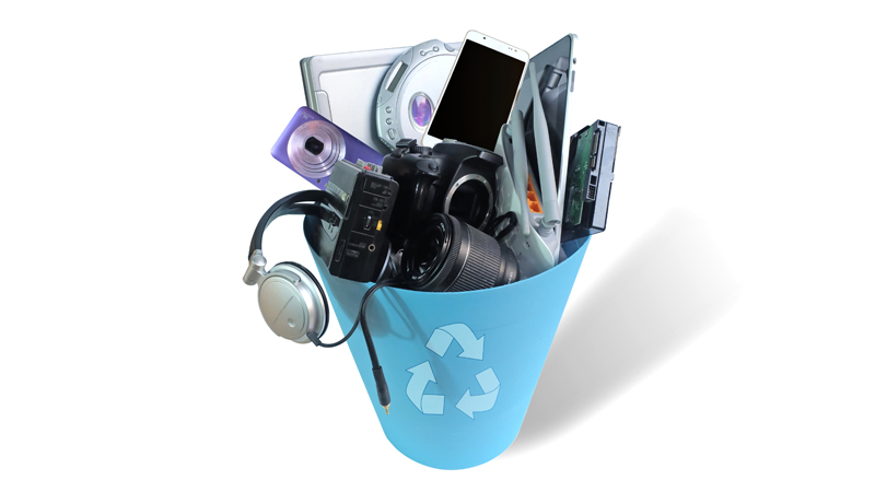 Tackling Electronic Waste